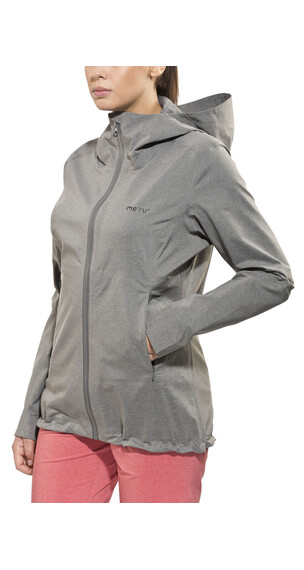 Meru W's Geraldon Softshell Jacket light grey